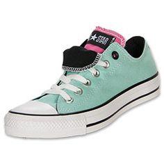 Women's Converse Chuck Taylor Double Tongue Casual Shoes