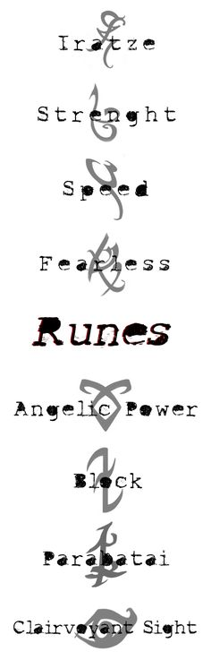 Shadowhunter Runes (see source link for the original animated version)