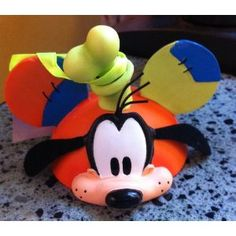 Disney Goofy Mickey Mouse Ears Hat Limited Edition Ornament