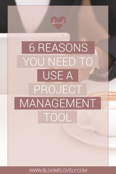 As a business owner, you have a never-ending to-do list. Here are 6 reasons you need to use a project management tool in your life! Business School, Business Tips, Online Business, Business Education, Creative Business, Business Management, Management Tips, Asana Project Management, Career Development