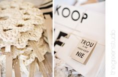 """Trou is nie perde koop nie!"" Crochet doily hotplate at KAMERS 2012 Bloemfontein, beautifully photographed by @Ria Green via @The Pretty Blog Crochet Doilies, Creative, Pretty, Green, Blog, Handmade, Crafts, Hand Made, Manualidades"