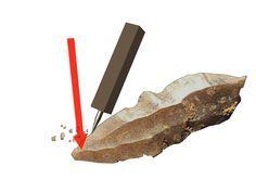 How to Make Arrowheads -- via wikiHow.com