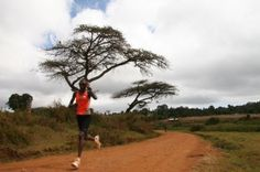 KENYAS SECRET TO LONG DISTANCE RUNNING