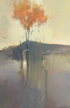 """Contemporary Mixed Media - """"Transition"""" (Original Art from Joan Fullerton)"""