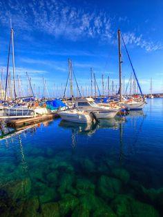Puerto de Mogan Marina - Photography by Valerie Mellema