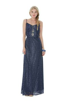 Lilly Pulitzer Resort '13- Deanna Maxi Dress