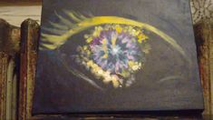 Painting The Celestial Eye - Nebula NGC 6751 Astronomy, Celestial, Eyes, Watch, Painting, Art, Craft Art, Bracelet Watch, Paintings