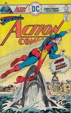 Action Comics #456 DC Comics. NO CAPES!!!