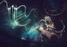 What Kind of Magic Spell to Use by kimsol.deviantart.com on @DeviantArt