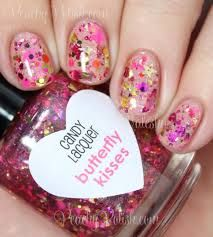 Candy Lacquer - Butterfly Kisses