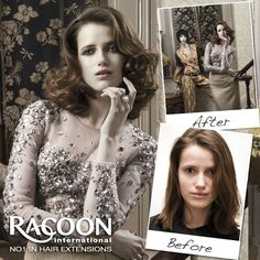 Racoon International Hair Extensions - Want to try a new a colour without permanently changing your hair?    Your Racoon International certified stylist can add highlights and creative colours for a fresh new look without the need for you to dye it.