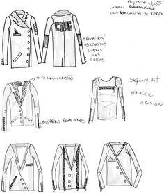 Men`s Tailored Jacket cakepins.com