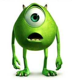 """Iconic Muppet performer Frank Oz, came up with the name Mike Wazowski. 