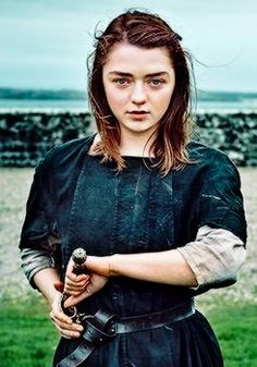 una persona famosa: Maisie Williams
