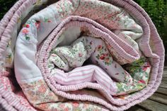 Sew Sweet Violet :: My Peaceful quilt