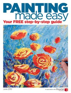 Artists & Illustrators Painting Made Easy