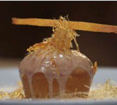 Sarel: Amarula Spunge Cupcake with Sweet Potato Crisps and Spun Sugar Sweet Potato Crisps, Masterchef Recipes, Cupcake Cakes, Cupcakes, No Sugar Foods, Reality Tv Shows, Other Recipes, Soul Food, South Africa