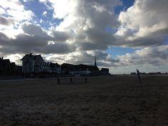Houlgate . Normandie . Hiver
