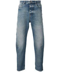 GOLDEN GOOSE Golden Goose Men'S G30Mp509A4 Blue Cotton Jeans'. #goldengoose #cloth #jeans