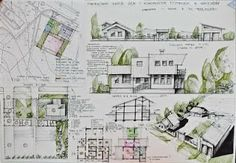 Find high-quality images, photos, and animated GIFS with Bing Images Architecture 101, Architecture Sketchbook, Architecture Portfolio, School Architecture, Architecture Diagrams, Architecture Presentation Board, Presentation Design, Architectural Presentation, Architectural Models