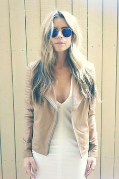women fashion clothes style sunglasses dress outfit