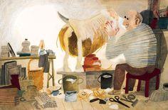 Picasso and Lump by Nancy Lim and Beatrice Alemagna