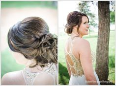 Love the back of the dress!! Prom night!