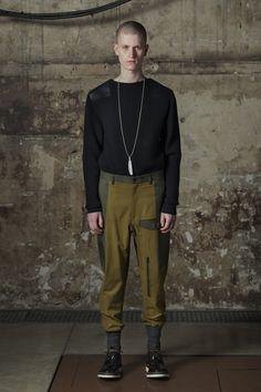 OAMC Fall 2016 Menswear Fashion Show
