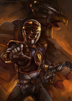 Mighty Morphin Power Rangers Movie - White Ranger by jorcerca on DeviantArt