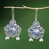 Royal Heritage from @NOVICA, They help #artisans succeed worldwide. (Did I mention I love labradorite?!)