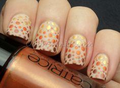 Oooh, Shinies!: Dotted gradient strikes again!