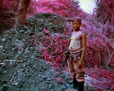 photojournalism by Richard Mosse