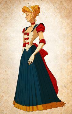 Edwardian Sailor Moon. this needs to happen.
