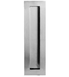 7-7/8 Inch Stainless Steel Flush Pull - Available in matte black :)