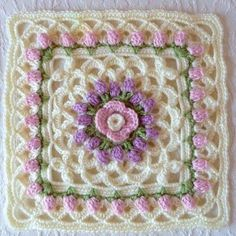 Crochet Points - Eve's Coverlet Easy Download free