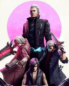 Dante Devil May Cry, Hack And Slash, Dmc 5, Video Game Art, Rwby, Tokyo Ghoul, Crying, Videos, Superhero