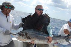 Sailfishing is the name of the game.   #fishingcancun #sportfishingcancun  #kianahssportfishingcancun   www.deepseafishingcancun.com