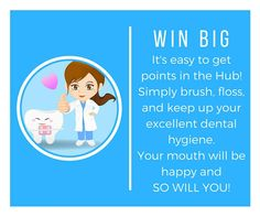 Get Your Hub Points!
