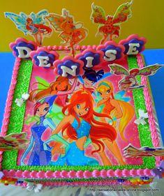 Torta Winx 64