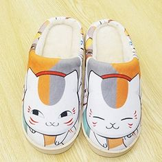 Camplayco Natsume's Book of Friends Warm Winter Soft Slippers Cosplay Size:8 (US) >>> You can get additional details at the image link.
