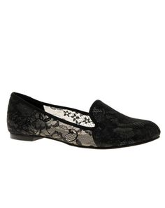 ASOS Lace Slipper $62