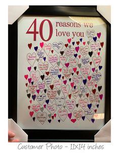 40th Birthday Themes, 40th Birthday Presents, 30th Birthday Ideas For Women, 40th Birthday Parties, Diy 40th Birthday Decorations, 30th Gifts, Diy Birthday Gifts For Sister, Birthday Crafts, 90th Birthday