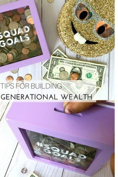 Tips for Building Generational Wealth by Money Expert Tonya Rapley - Baby Shopaholic