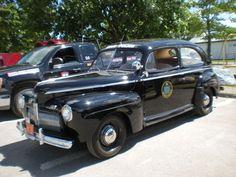 Maine State Police Patrol Car
