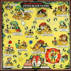 an introduction to the banishment of little black sambo Priests suppress sorcery and black magic, and  the little semang kills the tiger,  and to that age is usually attributed the introduction of agriculture,.