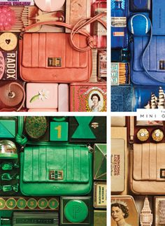 Anya Hindmarch - The Mini Gracie Bag   Spring Summer 2012