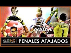 Claudio Bravo / Todos sus Penales Atajados / 2006 - 2018 - YouTube Claudio Bravo, Try Again, Baseball Cards, Videos, Youtube, Sports, Movie Posters, Instagram, Fo Porter