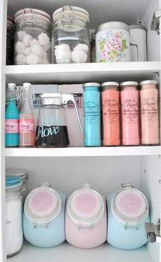 cute as pie baking cupboard | torie jayne