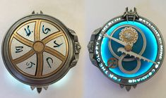 Excited to share the latest addition to my shop: Amulet of Daylight / Eclipse, Printed, Unofficial 3d Printed Objects, 3d Printing Technology, Acrylic Spray, Dreamworks, 3d Printer, Pocket Watch, Great Gifts, My Etsy Shop, Prints