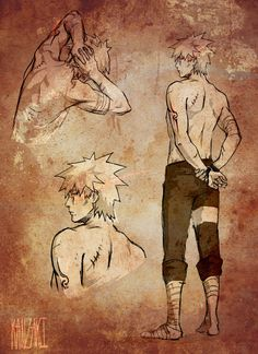 """""""Look, it takes a lot to get me worked up, but this time my boiling point's as low as it's ever been. The """"Copy Ninja"""" Kakashi, the man who copied one thousand techniques; is about to go on a rampa..."""